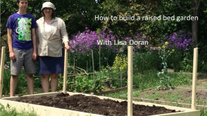 FIXED how to build a raised garden TN