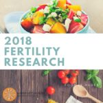 2018 Fertility research